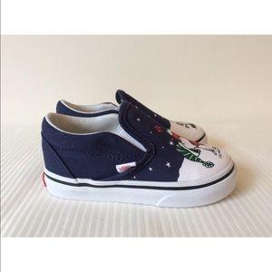 Vans Shoes - Vans x Peanuts Classic Slip-On Sneakers